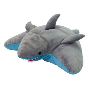 Shark Hugga Pet Pillow