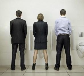 Urinal Oddity