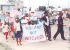 we are not witches
