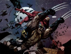 Wolverine and Daredevil