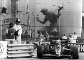 1986 Detroit (Ayrton Senna, Lotus 98T)