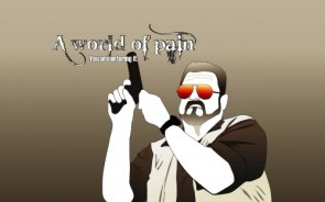 A world of pain – you are entering it