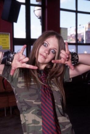 Avril Lavigne Is crazy