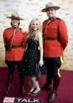 Avril Lavigne And Mounties