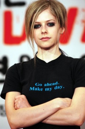 Avril Lavigne – Go Ahead Make my day