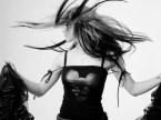 Avril Lavigne Has A Death Mouse