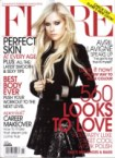 Avril Lavigne On Cover of FLURE
