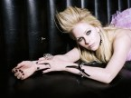 Avril Lavigne WTF hair