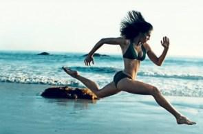 Fast Beach Runner