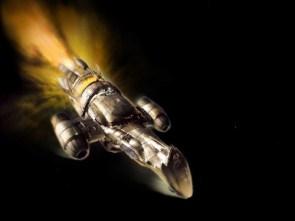 Firefly On Reentry