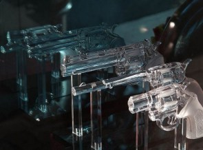 Glass Guns