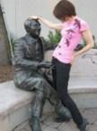 Inappropriate Statue