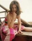 Katie Holmes – Pink Dress