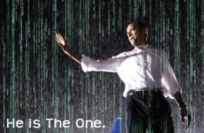 matrix obama