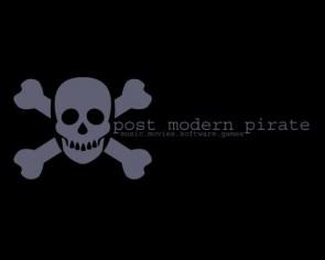 Post Modern Pirate