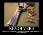 Revolvers – Elegant weapon for a more civilized age
