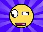 slobbering face