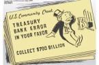 treasury bank error
