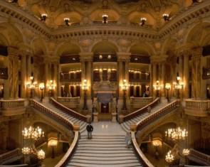 Opera Garnier Grand Escalier