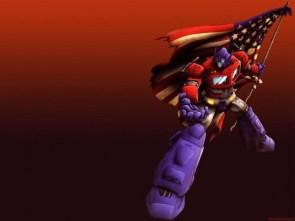 Optimus Prime – American Flag
