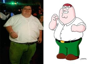 Peter Griffin At A Dance
