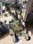 US UGV MarkV-A1 robot by American Andros EOD for the Israeli Defense Force