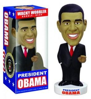 Obama Bobble Head