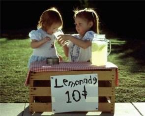 Lemonade – 10Cent