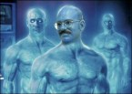 Arrested Development / Watchmen – Blue Man