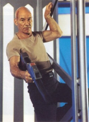 Picard Is Manly