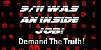 9-11 was an inside job – demand the truth