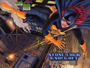 Batgirl Swings