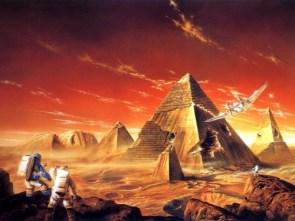 Alien Pyramids