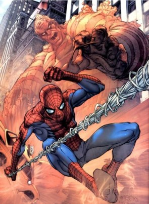 Amazing Spider-Man Vs Sandman