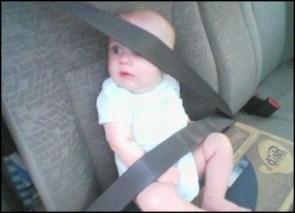 baby seat belt