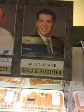 Brad Slaughter – Meat Manager