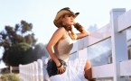carrie underwood – sexy cowgirl wallpaper