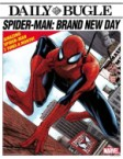 daily bugle Spider-Man Brand New Day poster