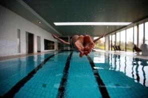 Diving Feet