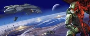 Dual Screen Halo Landing
