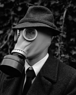 Gentlemanly Gas Mask