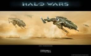 halo wars – unsc sparrowhawk