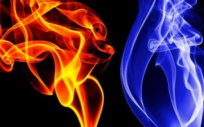 Hot and Cold Flames
