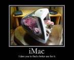 iMAC – I dare you to find a better use for it