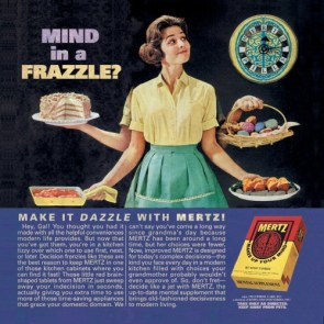 Mind In A Frazzle