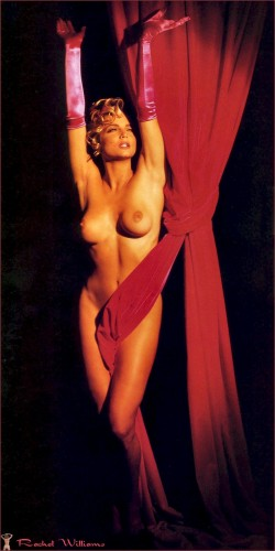 NSFW – Rachel Williams – Red Curtain