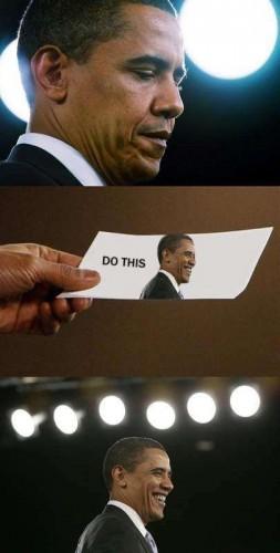 obama – do this