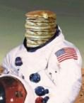 Pancake Astronaut