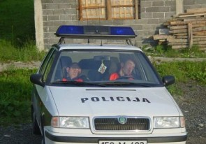 Police Pasttime