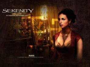 Serenity – inara